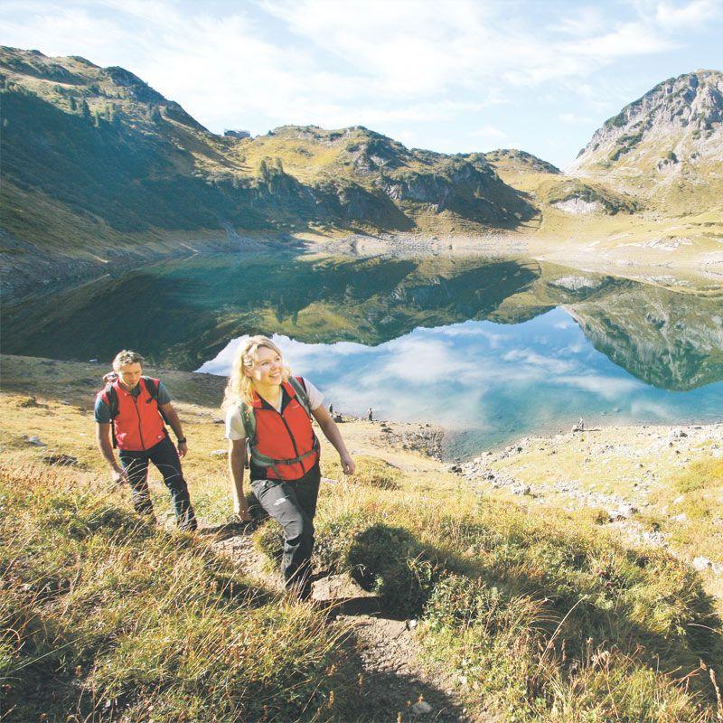 Bergseen Lech am Arlberg