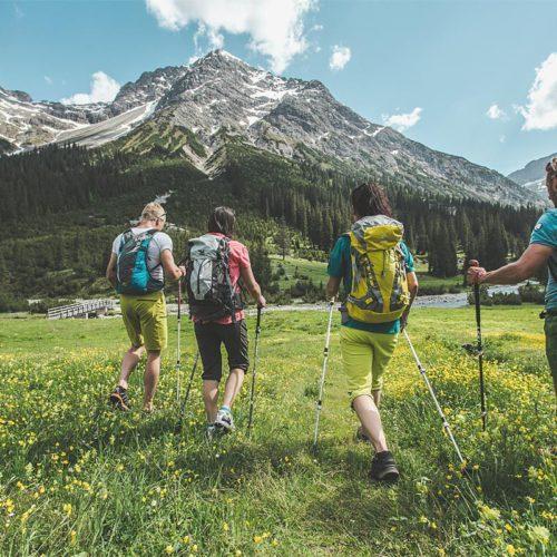 Bergwandern Lech am Arlberg