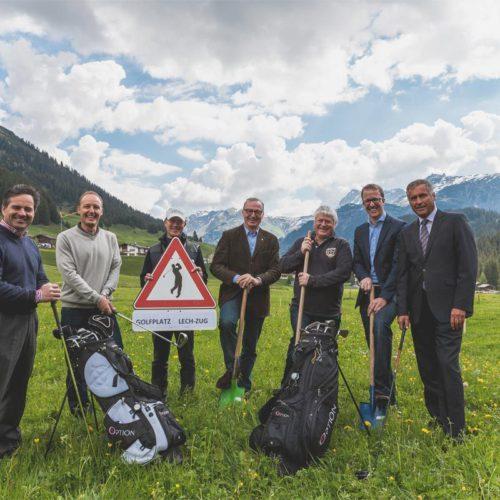 Golfspielen Lech am Arlberg