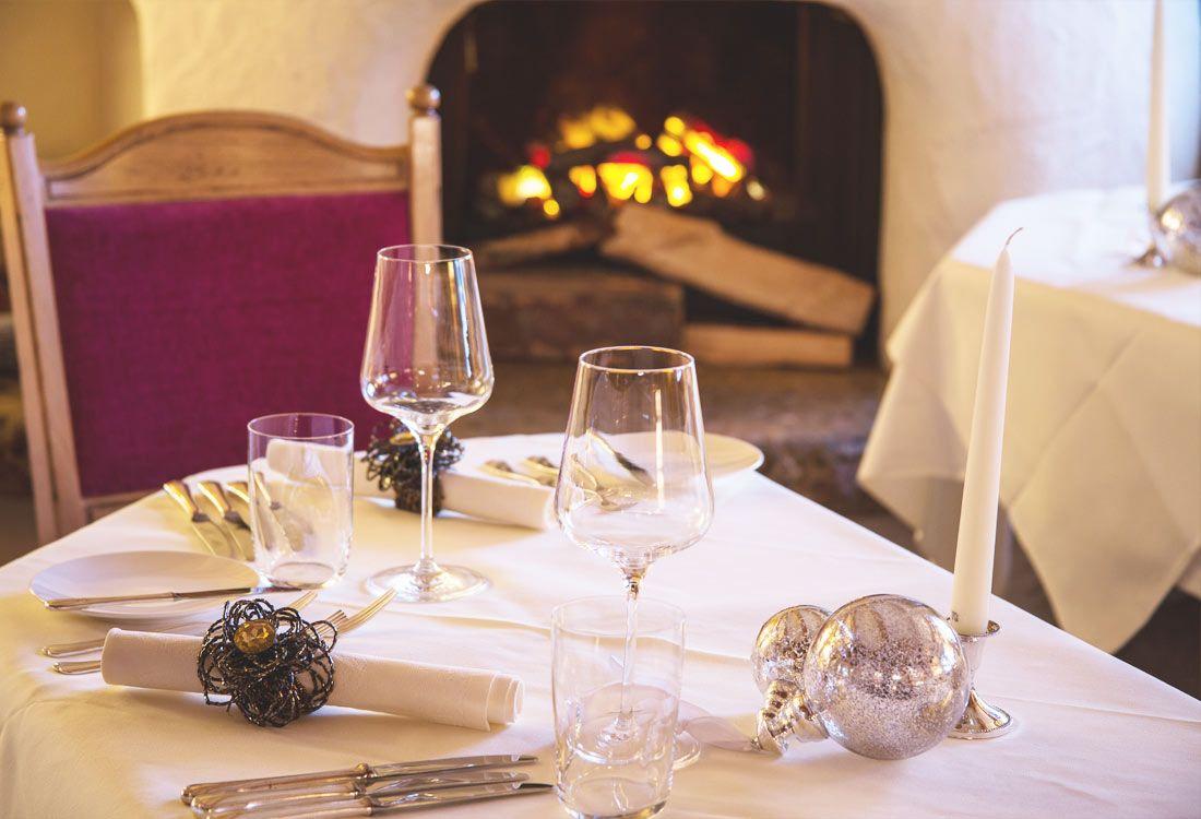 Restaurant in Lech