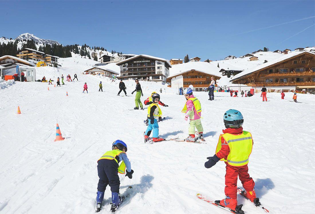 Skischule in Arlberg