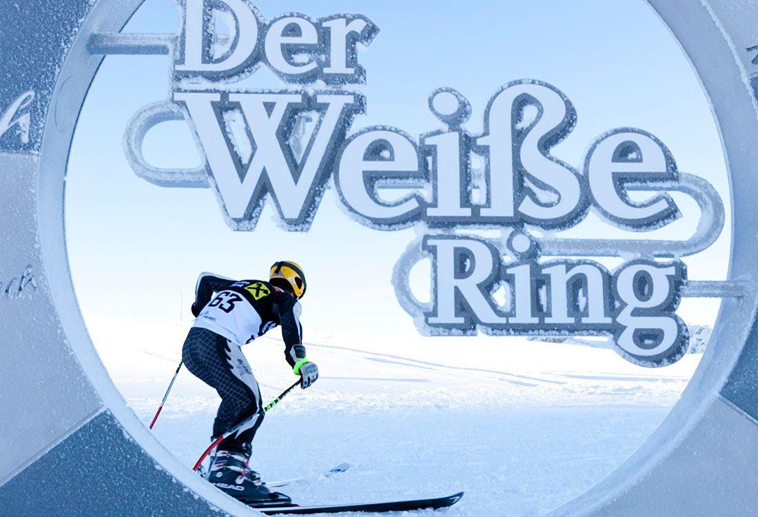 Der weisse Ring am Arlberg