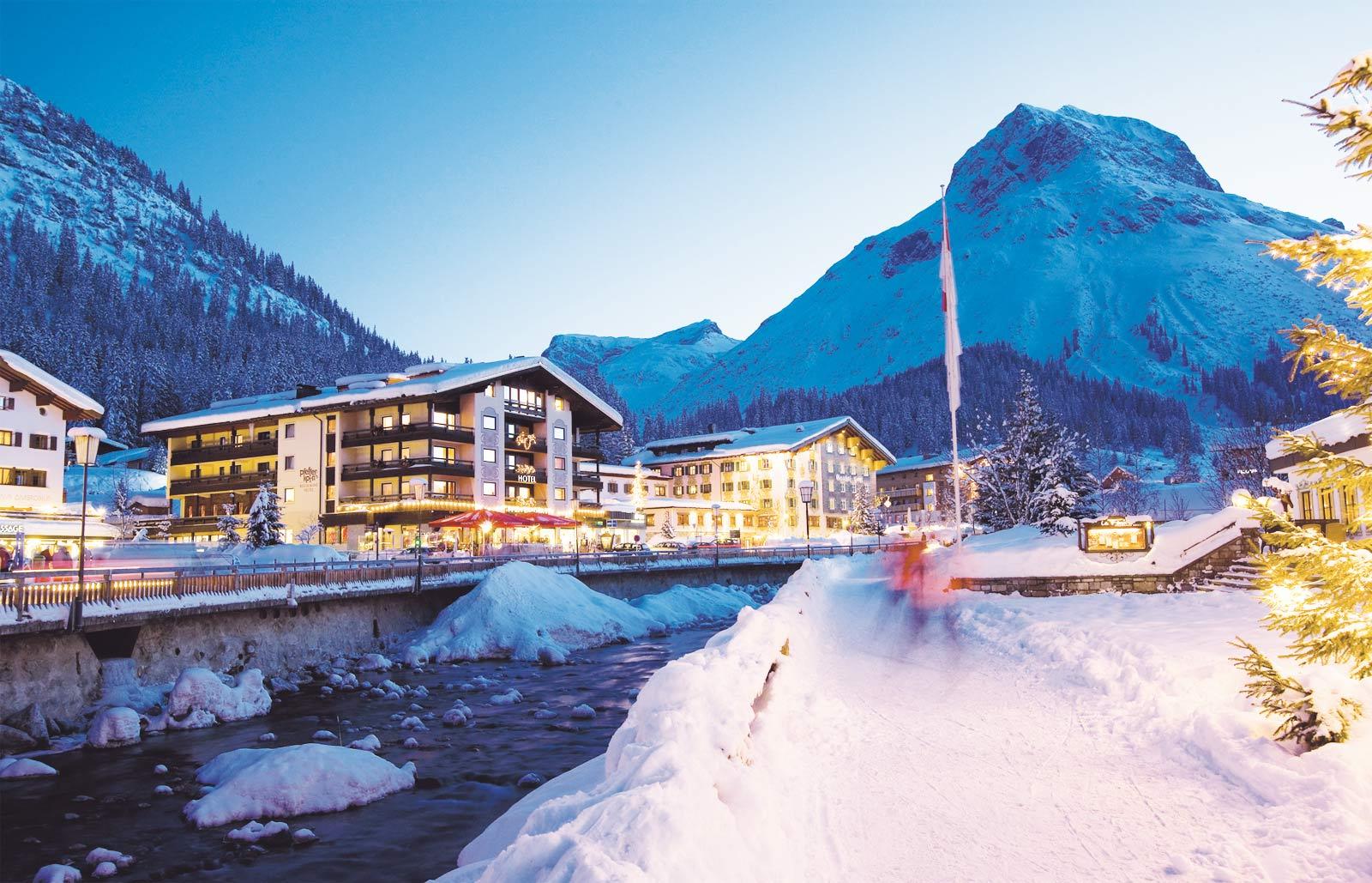 Hotel Lech am Arlberg - Pfefferkorn's