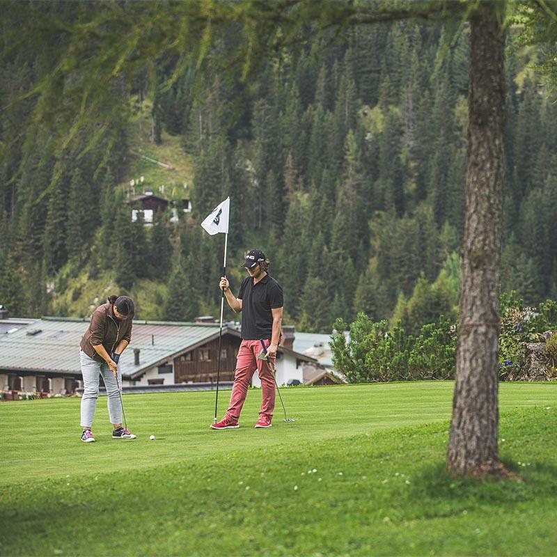 Golfurlaub in Lech am Arlberg