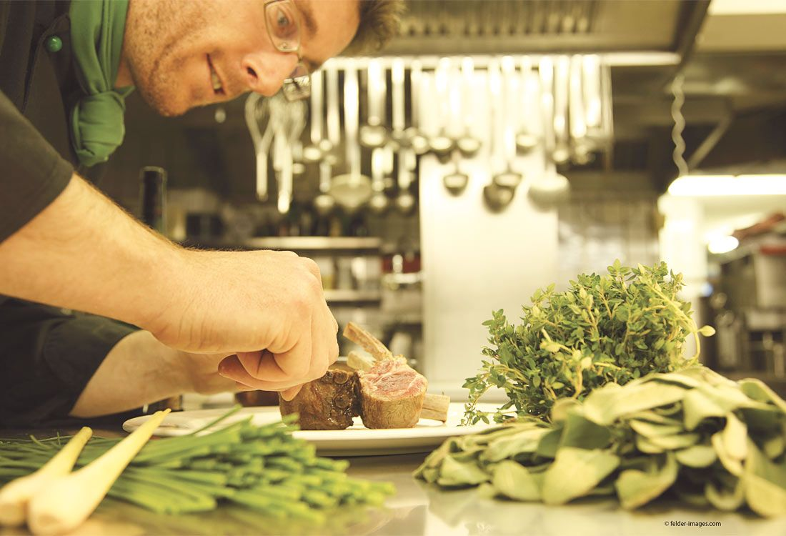 Küchenkunst in Lech am Arlberg