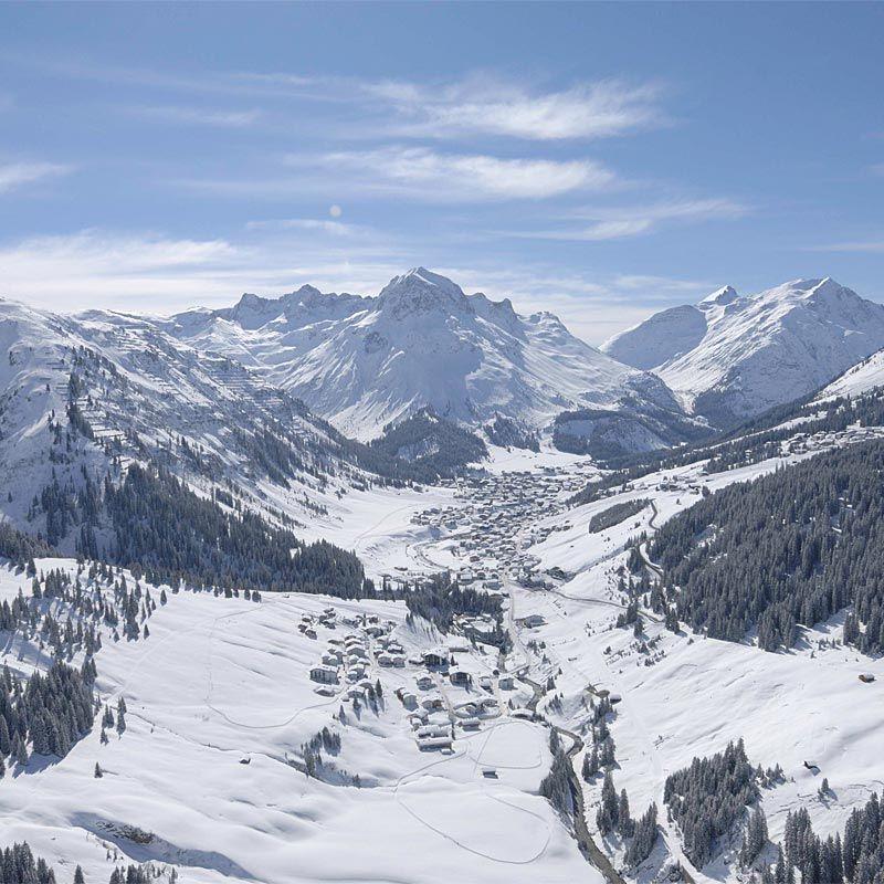 Skifahren Lech am Arlberg