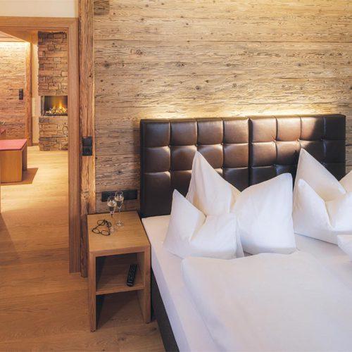 Luxuriöse Suite