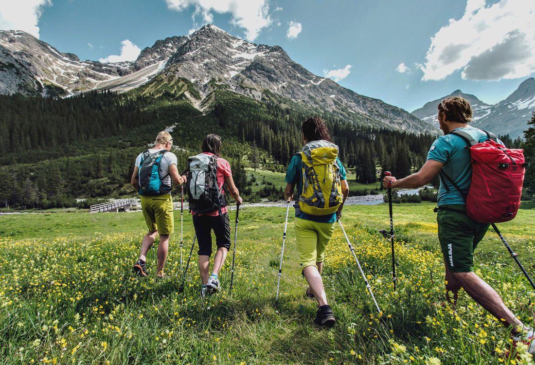 Wandern in Lech