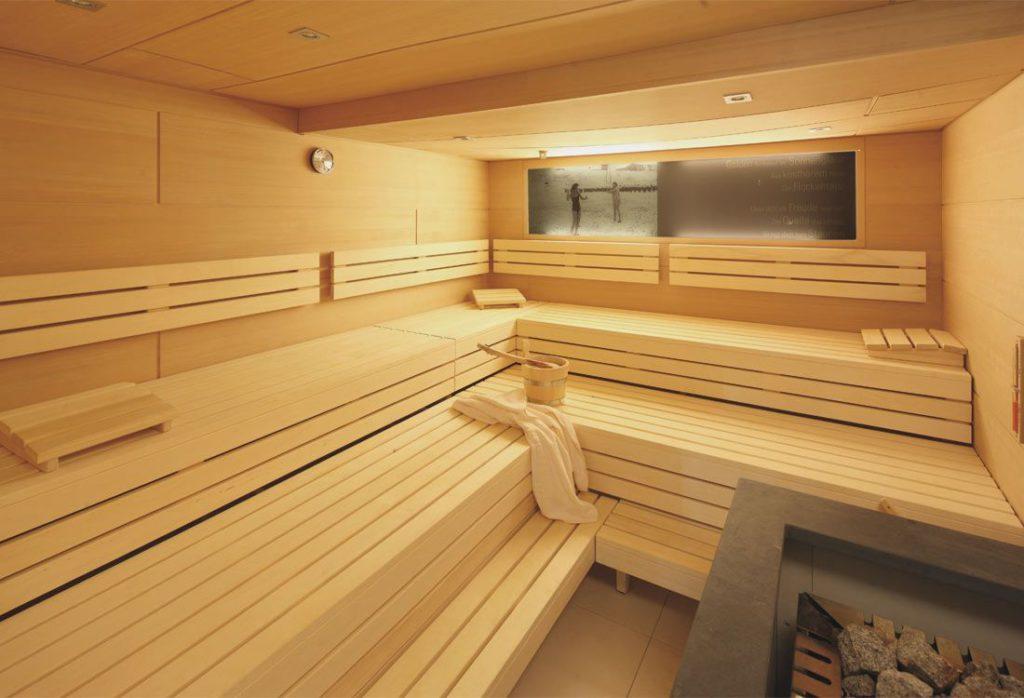 Sauna in Lech