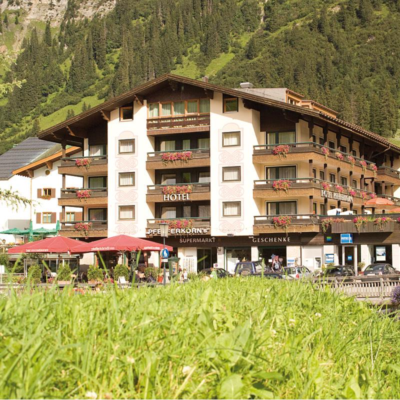 Pfefferkorn's Hotel